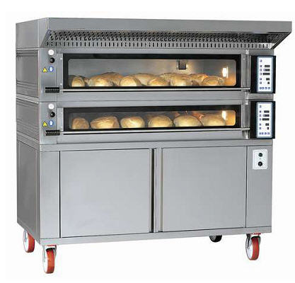 Electric Modular Deck Oven   Planos Gallery 1 ...